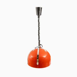 Spring Ceiling Lamp by Gebroeders Postuma for Gepo, 1970s