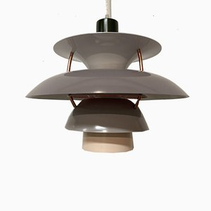Lampada da soffitto di Poul Henningsen per Louis Poulsen