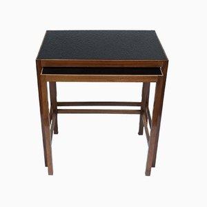 Tables d'Appoint par Josef Frank, 1920s, Set de 2
