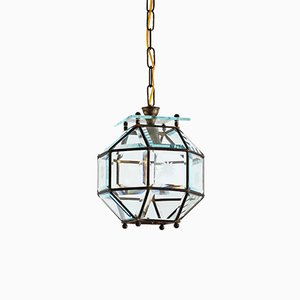 Lampe à Suspension Sécession Art Nouveau Style de Adolf Loos, 1950s