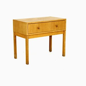 Swedish Oak Chest of Drawers, 1960s