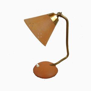 Industrielle Tischlampe aus der Mitte des Jahrhunderts von EWÅ, 1950er Jahre