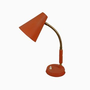 Mid-Century Industrial Table Lamp