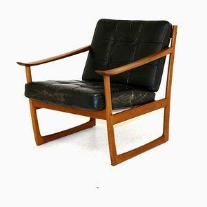 FD130 Lounge Chair by Peter Hvidt & Orla Mølgaard-Nielsen for France & Son, 1960s