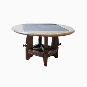 Table Basse Métamorphique par Guillerme et Chambron, 1960s