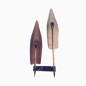 Sconces from Fontana Arte, 1950s, Set of 2