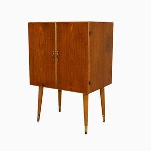 Mueble sueco de teca, años 60