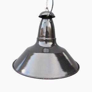 Industrial Suspension Lamp, 1930s