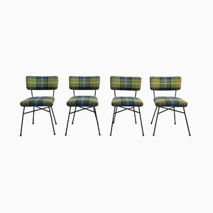 Chaises de Salon Elettra par BBPR pour Arflex, 1953, Set de 4