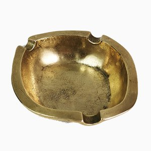Brass Ashtray, Germany, 1950s