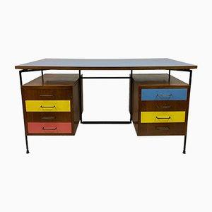 Italian Desk by Giuseppe Postiglione, 1950s