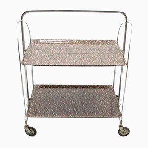 Foldable Bar Cart, 1970s