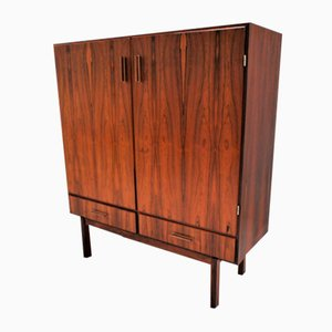 Mueble de palisandro de Axel Christensen para Odder Møbler, años 60