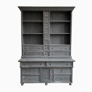 Large 19th Century Bookcase