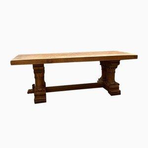 Oak Castle Table
