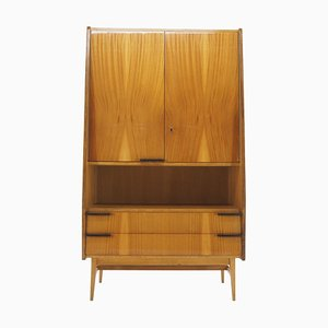 Mid_Century Cabinet or Highboard from Up Závody, 1960s