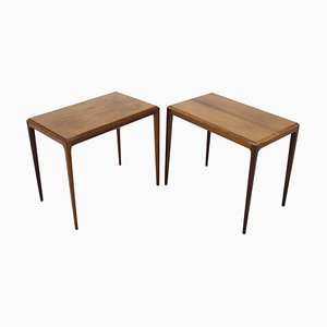 Side Tables from Johannes Andersen, 1960s, Denmark, Set of 2