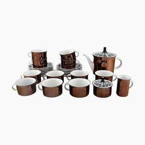 Bjorn Wiinblad for Rosenthal Complete Berlin Hilton Tea Service