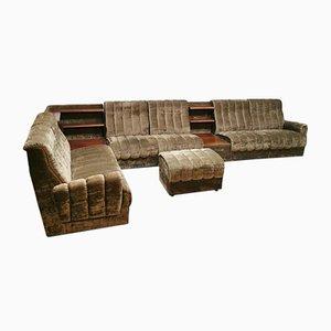 Modulares Sofa aus der Mitte des Jahrhunderts