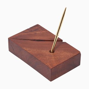 Wooden Pen Holder by Mira Nakashima, US, 2001