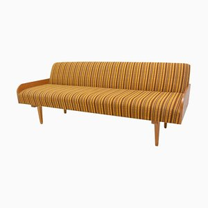 Mid-Century Folding Sofa Bed, Czechoslovakia, 1960s