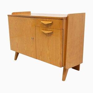 Small Mid-Century TV Cabinet by Francis Jirák, Czechoslovakia, 1960s