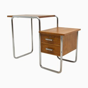 Childrens Tubular Steel Writing Desk B-91 by Marcel Breuer