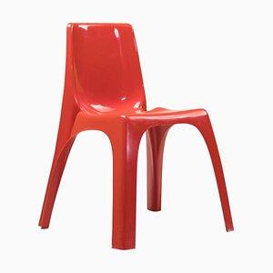Chaise 4850 par Castiglioni pour Kartell