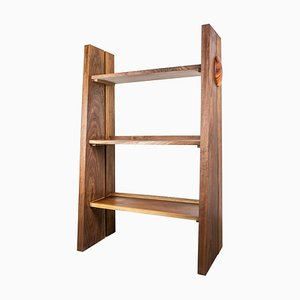 Studio Floor Standing Shelf or Bookcase by Michael Rozell, US, 2020