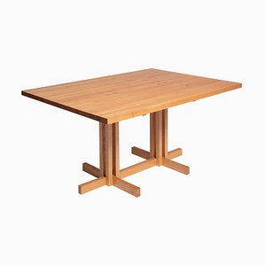Ray Kappe RK9 Dining Table in Red Oak by Original in Berlin, Germany, 2020
