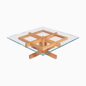Table Basse Ray Kappe RK10 en Chêne Rouge par Original à Berlin, Allemagne, 2020