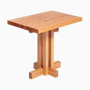 Ray Kappe RK12 Side Table in Red Oak by Original in Berlin, Germany, 2020