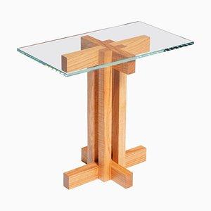 Ray Kappe RK13 Side Table in Red Oak by Original in Berlin, Germany, 2020