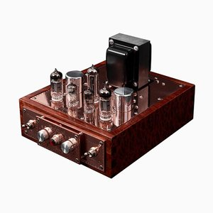 Amplificatore stereo americano single-ended di Toolshed Amps per Original a Berlino