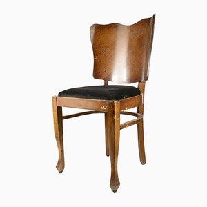 Art-Deco-Stühle, 1920er Jahre, 2er-Set