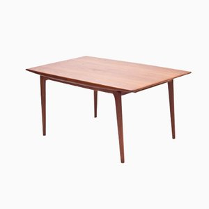 Table de Salle à Manger Boomerang en Teck par Alfred Christensen pour Slagelse Møbelværk, 1960s