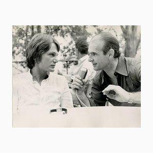 Unbekannt - Claude François von Gianni Piccione - Vintage Photo - 1960er Jahre