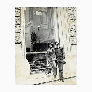 Desconocido - Retrato de Rocky Roberts y Lola Falana - Foto vintage - años 60