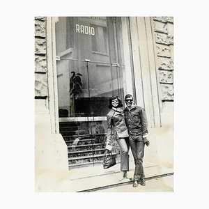 Unknown - Portrait of Rocky Roberts and Lola Falana - Vintage Photo - 1960s