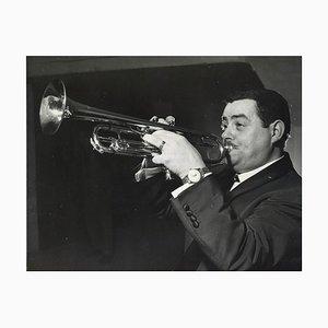 Inconnu - Eddie Calvert par Pietro Pascuttini - Photo vintage - années 1950