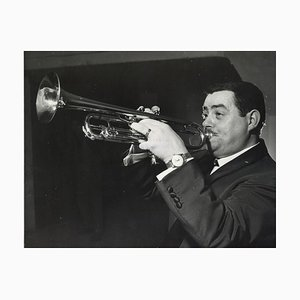 Unknown - Eddie Calvert von Pietro Pascuttini - Vintage Photo - 1950s