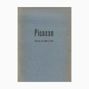Pablo Picasso - 1900 Œuvres en 1914-1954