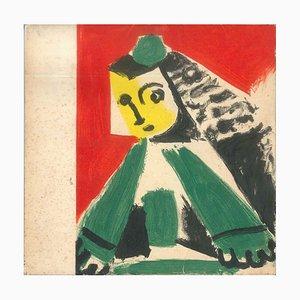 Pablo Picasso - Picasso. Les Menines 1957 - Catálogo original - 1959