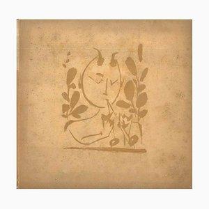 Pablo Picasso de la Obra Gráfica - Catálogo Vintage - 1949