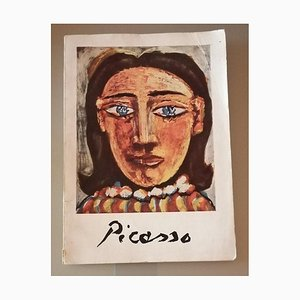 Pablo Picasso - Picasso. Collection Bergengren, Lund - Original Catalogue - 1957