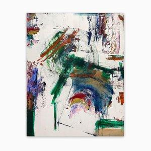 Primavera a Roma, Peinture abstraite, 2021