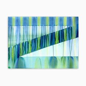 Hangar, Pintura abstracta, 2020