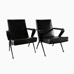 Repose Chairs by Friso Kramer for Ahrend, 1968, Set of 2