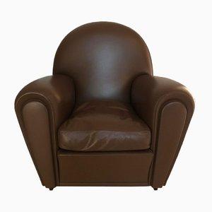 Vanity Fair Lounge Chair Renzo Frau di Poltrona Frau