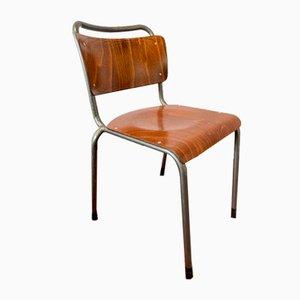 Vintage Stuhl 106 TU Delft von Gispen